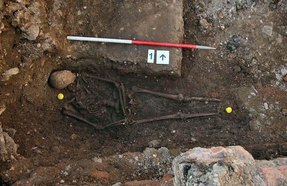 The Grave Of Richard III