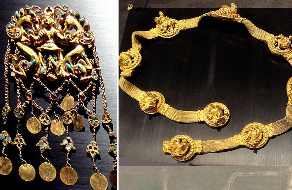 Bactrian Gold
