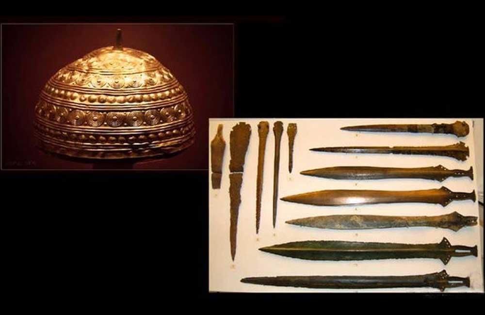 The Uluburun Treasure