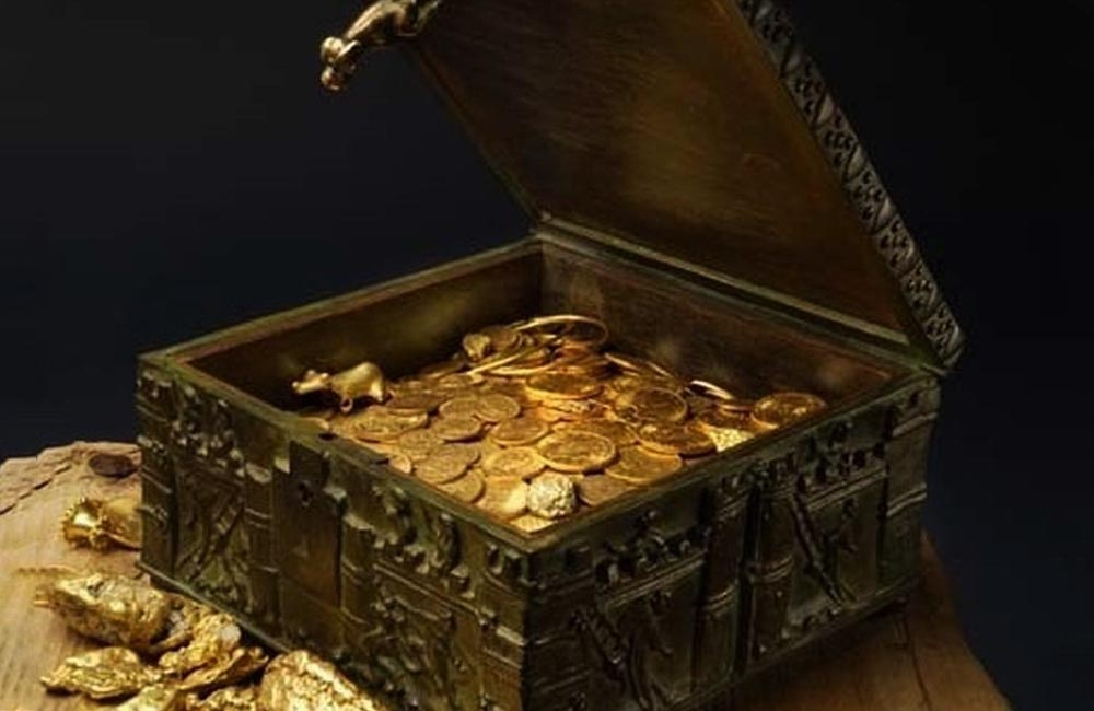 Forrest Fen's Treasure