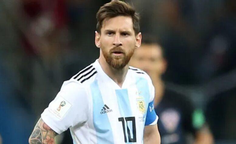 Lionel Messi 5 Pies Y 7 Pulgadas