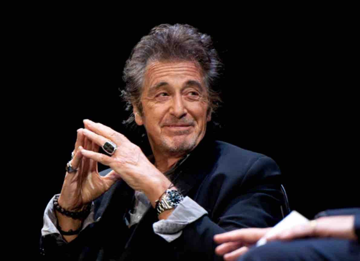 Al Pacino – 5 Feet 7 Inches