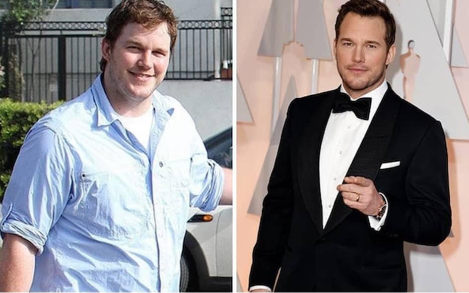 Chris Pratt Perd 27 Kilos Après Avoir Grossi Pour Un Rôle Au Cinéma