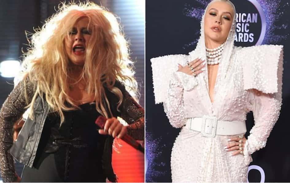 Christina Aguilera A Perdu 18 Kilos Pour Régler Des Problèmes Personnels Et Physiques
