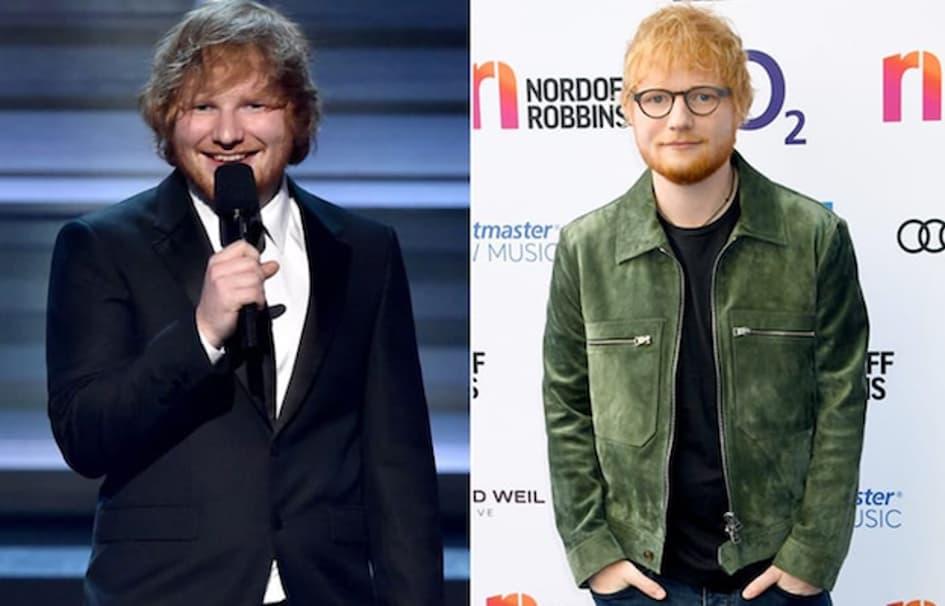 Ed Sheeran A Perdu 23 Kilos Pour Retrouver Sa Confiance En Lui