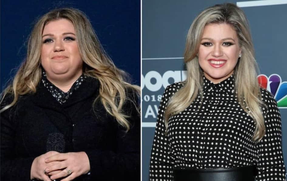 Kelly Clarkson Perd 17 Kilos Après S'être Découvert Des Problèmes De Thyroïde