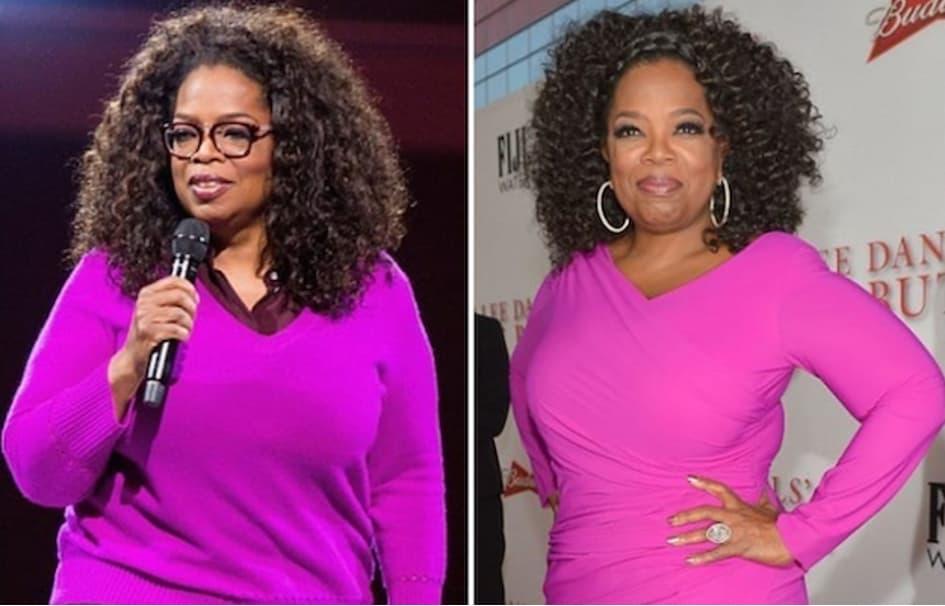Oprah Winfrey A Perdu 18 Kilos Pour Des Questions De Santé