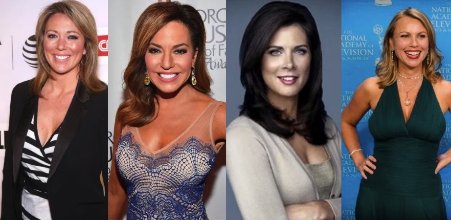 Here Are The Most Beloved Female Anchors That We Rely On For News