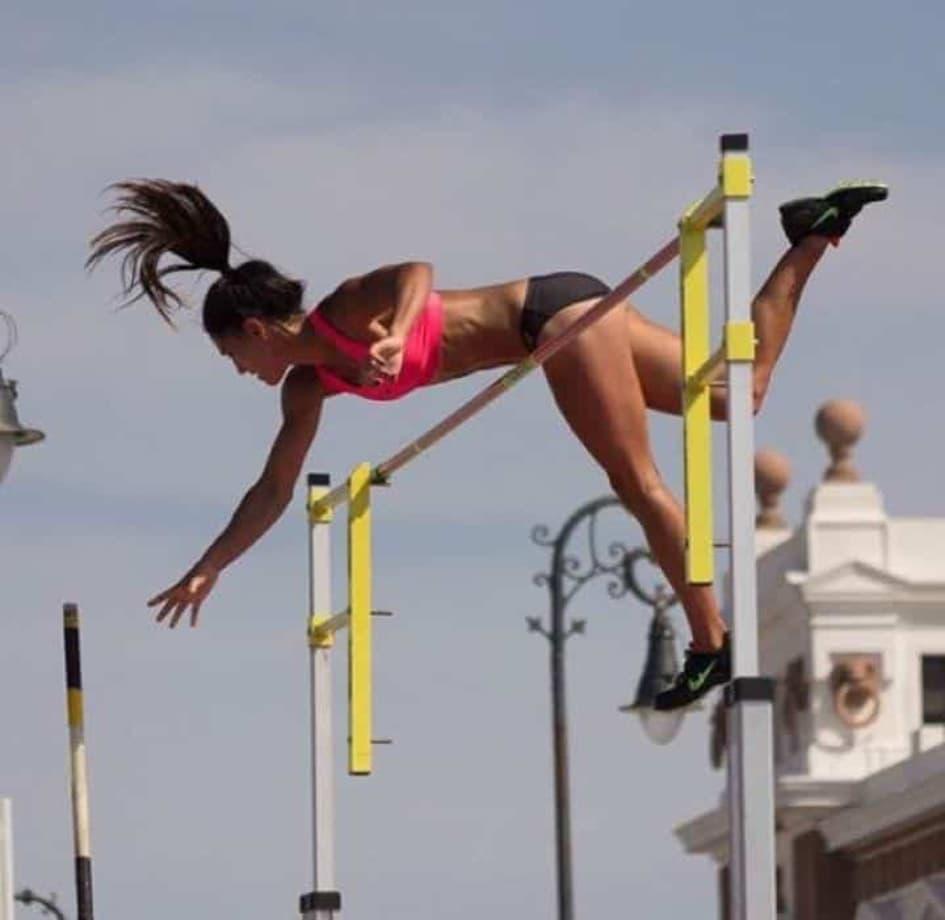 Allison Cherche à Réaliser Son Rêve De Participer Aux Jeux Olympiques De Londres