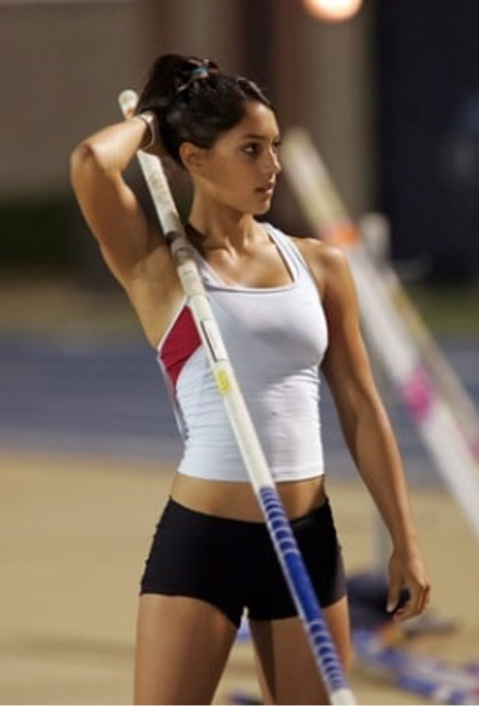 Cette Photo De La Jeune Athlète Devient Virale
