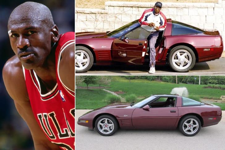 Michael Jordan – Corvette ZR1 40th Anniversary Edition, Estimated Less Than $70K