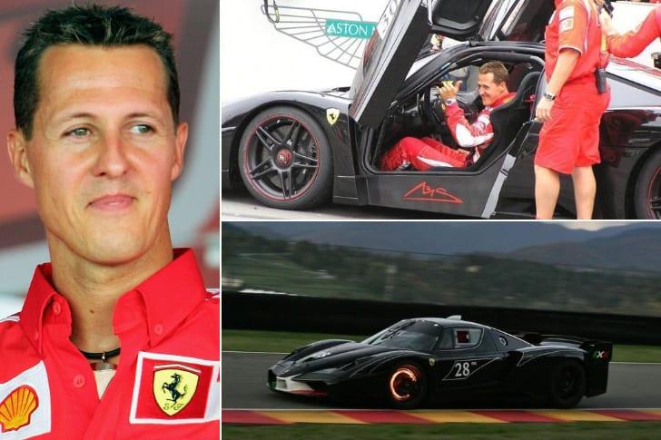 Michael Schumacher – Ferrari FXX, Estimated $2.67 Million