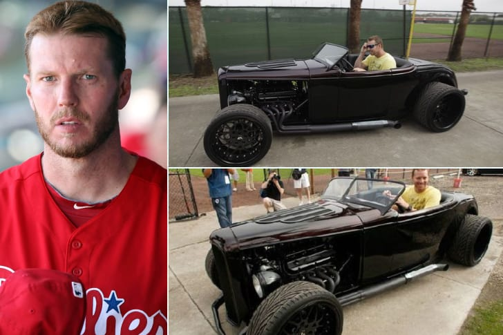 Roy Halladay – Ford Hot Rod, Price Undisclosed