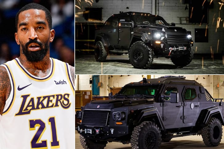 J.R. Smith – Gurkha F5, Estimated $450K