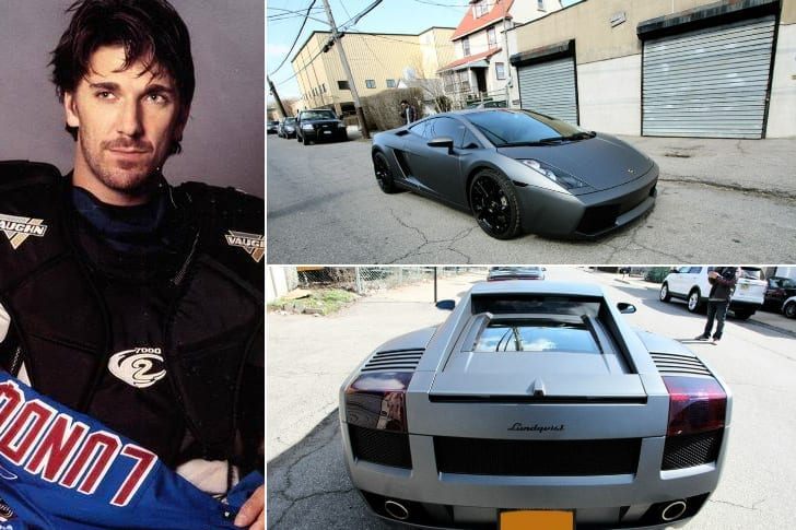 Henrik Lundqvist – Lamborghini Gallardo, Estimated $200K