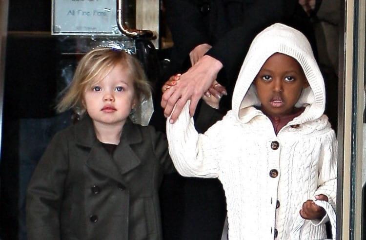 La Familia Jolie Pitt