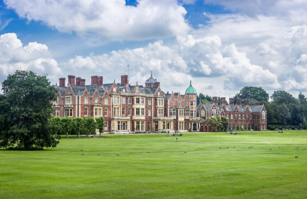20,000 Acres Sandringham Estate En Norfolk