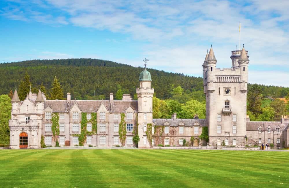 50,000 Acres Balmoral Estate En El Noreste De Escocia