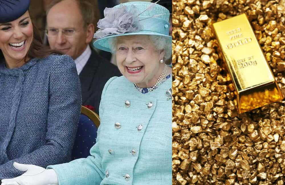 Las Cosas Más Caras Propiedad De La Reina Isabel II