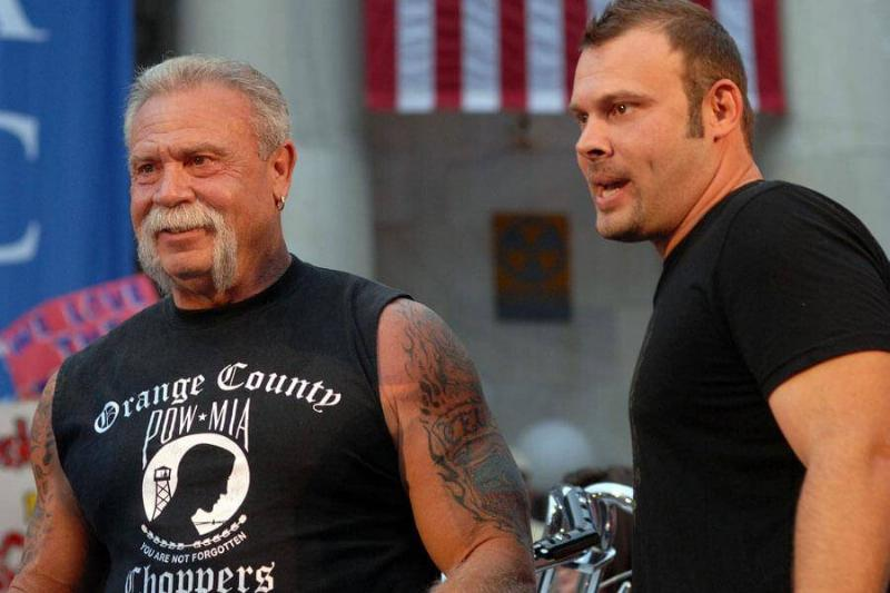 Not Originally Meant To Focus Orange County Choppers