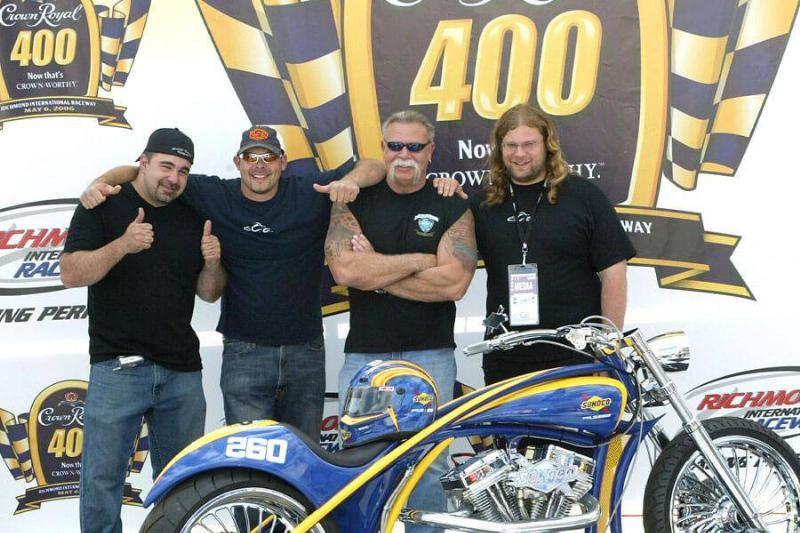 Rumors About The End Of Orange County Choppers