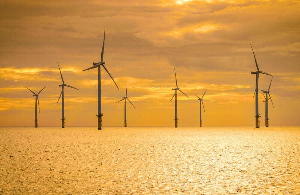 Des éoliennes D'une Valeur De 900 Millions De Dollars