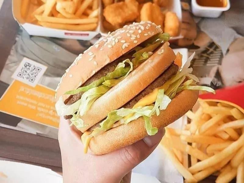 Las Mejores Hamburguesas Que Encontrarás En El Menú Del McDonald's