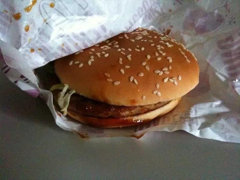 Opinión De La Hamburguesa De 1€