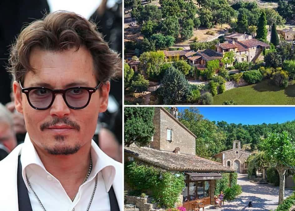 La Maison De Johnny Depp à Plan De La Tour Estimée à 56 Millions De Dollars