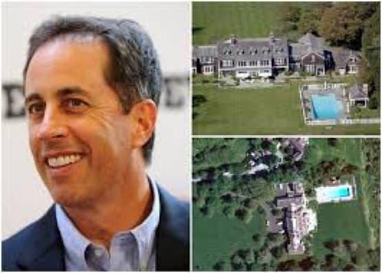 La Propriété Dans Les Hamptons De Jerry Seinfeld Estimée à Près De 32 Millions De Dollars