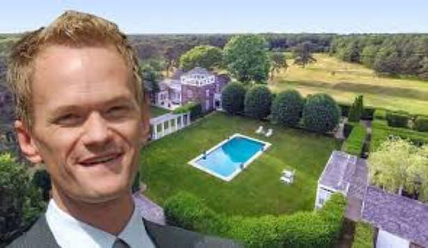 La Propriété Du Couple Neil Patrick Harris Et David Burtka Dans Les East Hampton Estimée à Une Valeur De Près De 5.5 Millions De Dollars