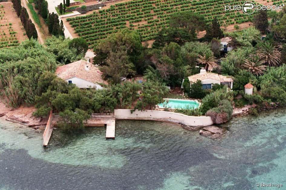La Villa De Brigitte Bardot à Peymeinade En France, Estimée à Près De 5,65 Millions De Dollars