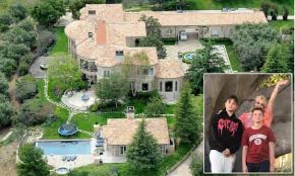 La Villa De Britney Spears En Californie Estimée à Une Valeur De Près De 9 Millions De Dollars