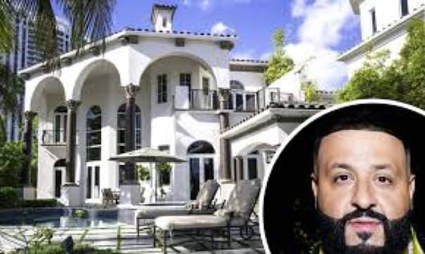 La Villa De DJ Khaled à Beverly Hills Estimée à Près De 10 Millions De Dollars