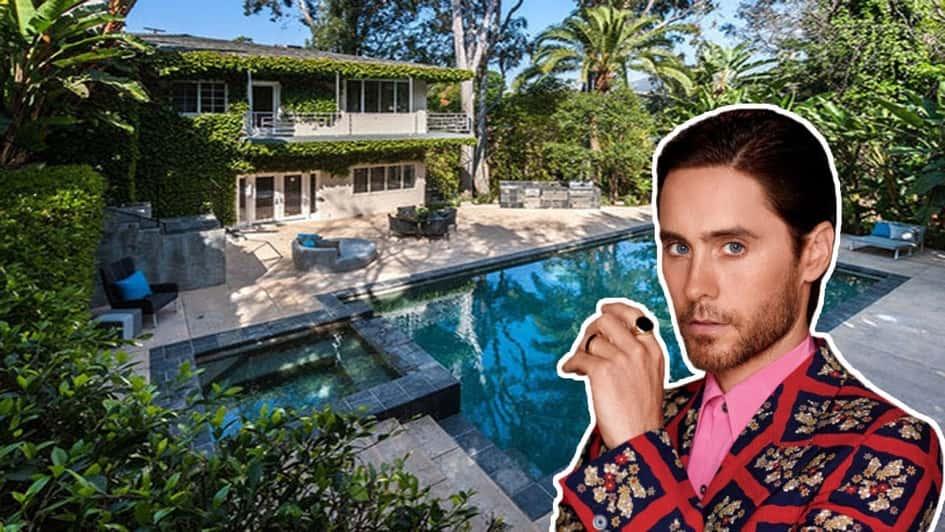 La Villa De Jared Leto à Hollywood Hills Estimée à Près De 2 Millions De Dollars