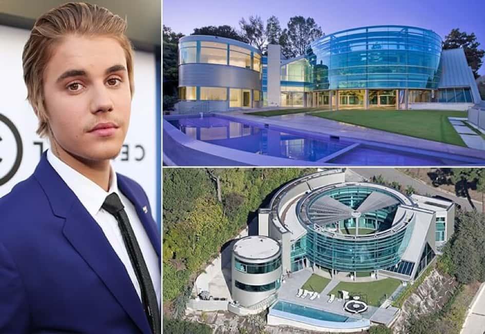 La Villa De Justin Bieber à Hollywood Hills Estimée à Près De 20 Millions De Dollars