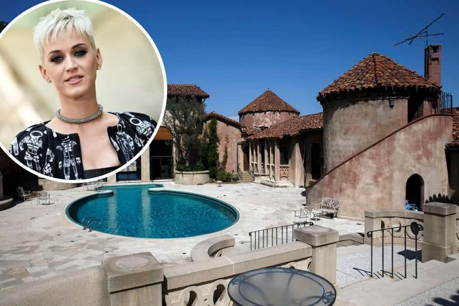 La Villa De Katy Perry à Los Angeles Estimée à Près De 4 Millions De Dollars
