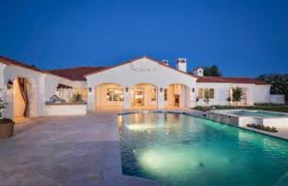 La Villa De L'athlète Michael Phelps à Scottsdale Estimée à Une Valeur De Près De 2.5 Millions De Dollars