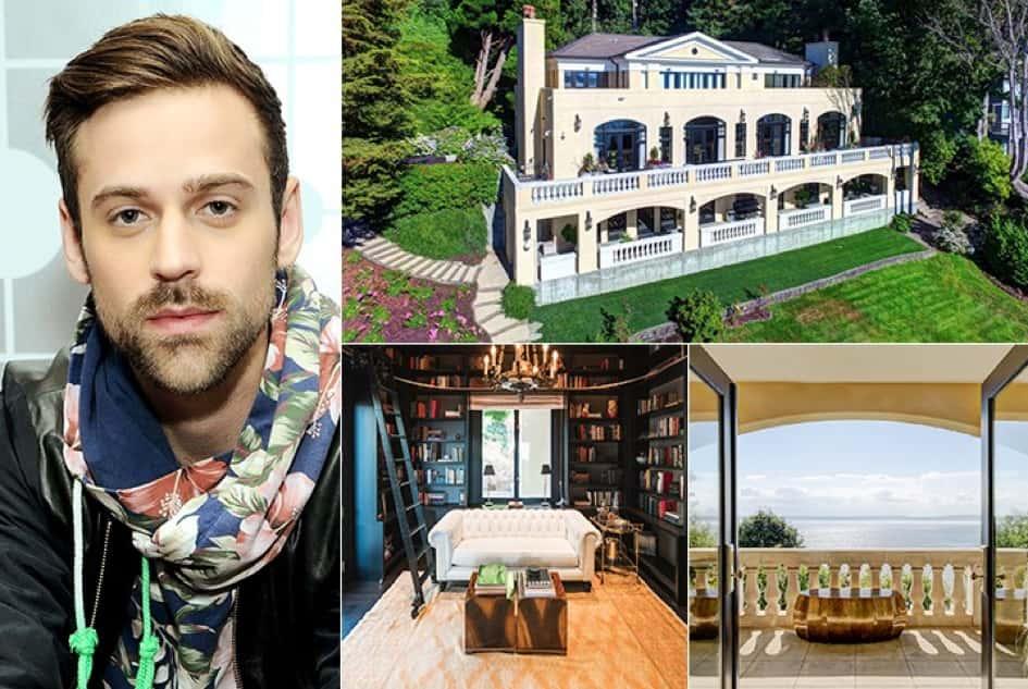 La Villa De Ryan Lewis à Seattle Estimée à Une Valeur De 8 Millions De Dollars