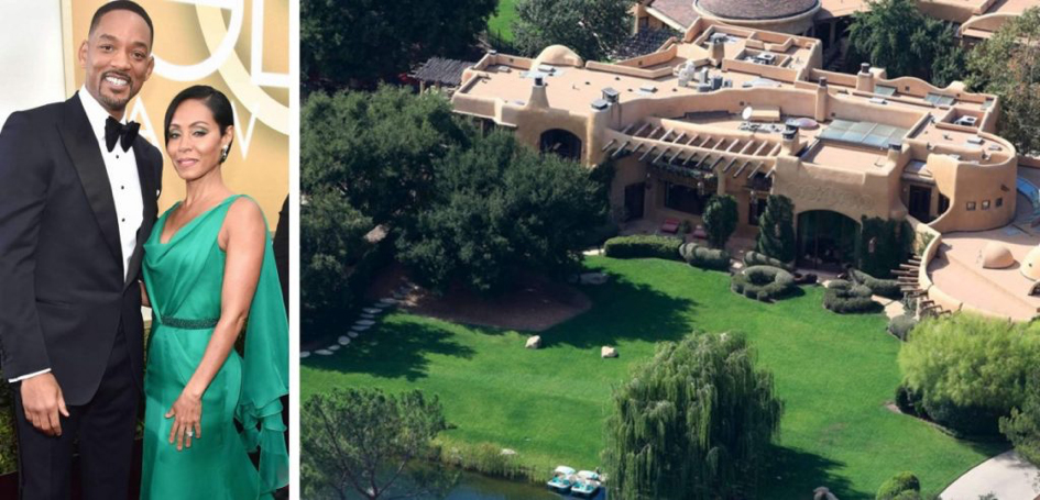 La Villa De Will Smith En Californie Estimée à 42 Millions De Dollars Environ