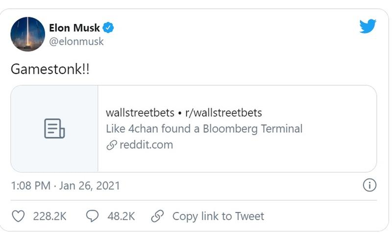 Elon Musk Joined In On The Fun