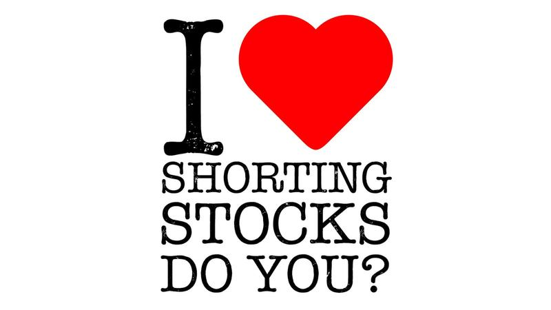 When You Short Stocks