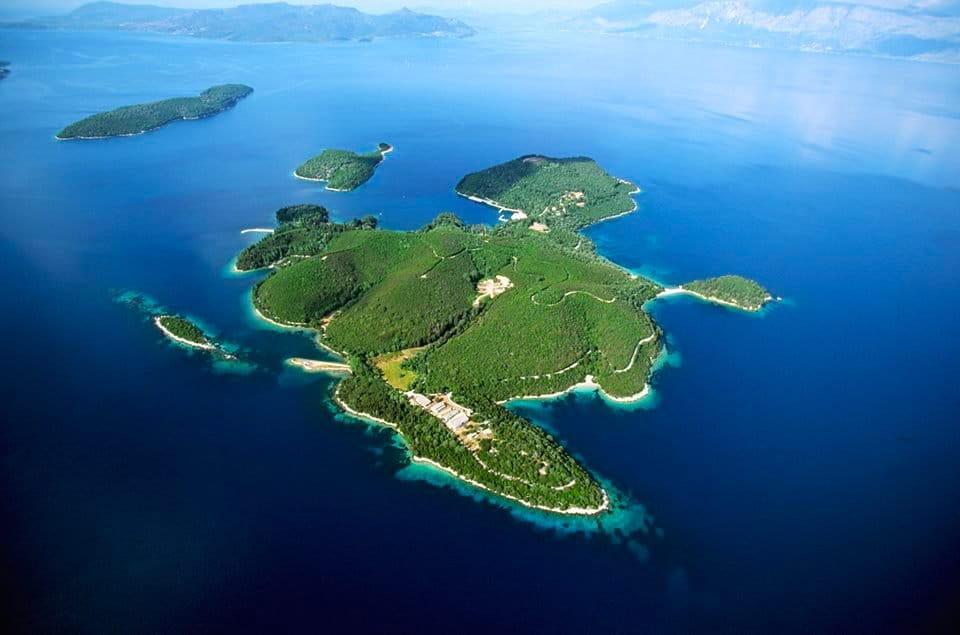 His Private Island
