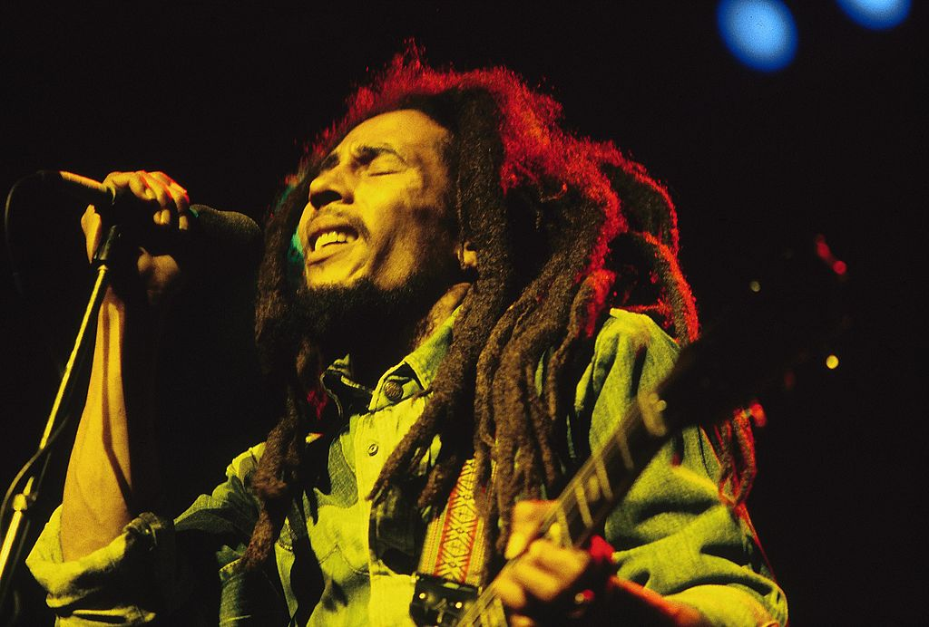 Bob Marley And His Music