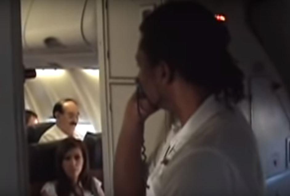 The Beatboxing Flight Attendant