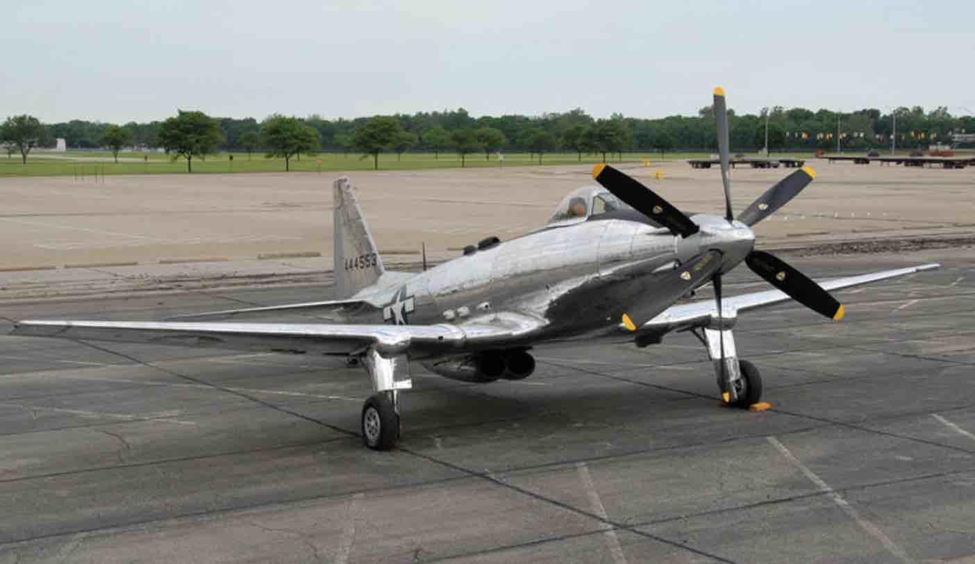 Le Fisher P 75 Eagle