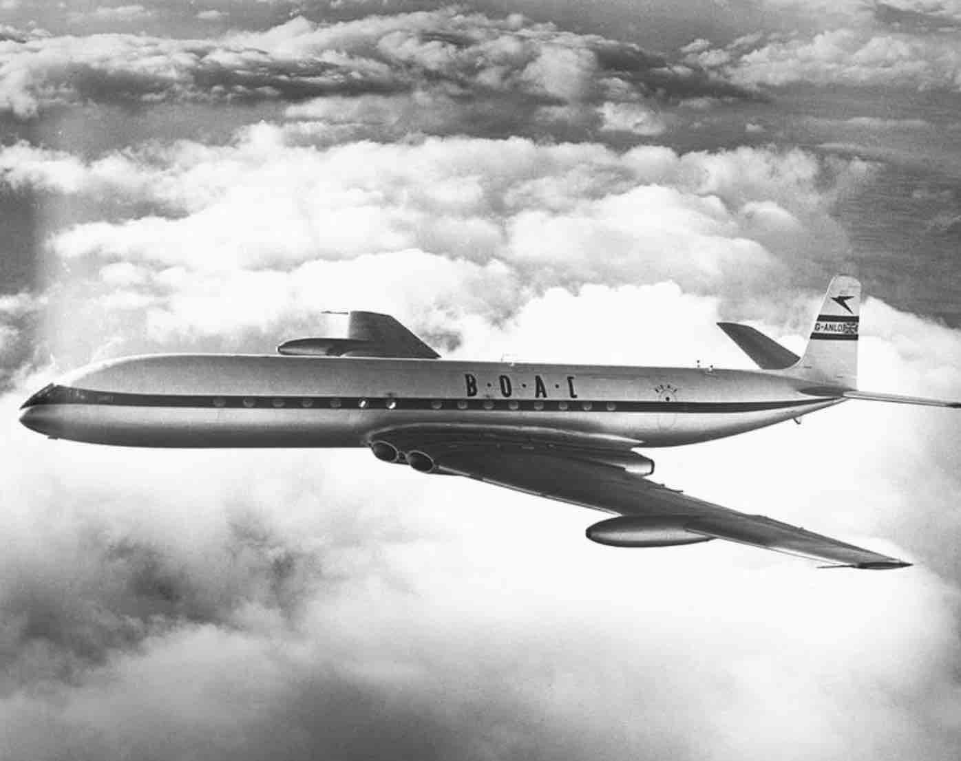 Comète De Havilland