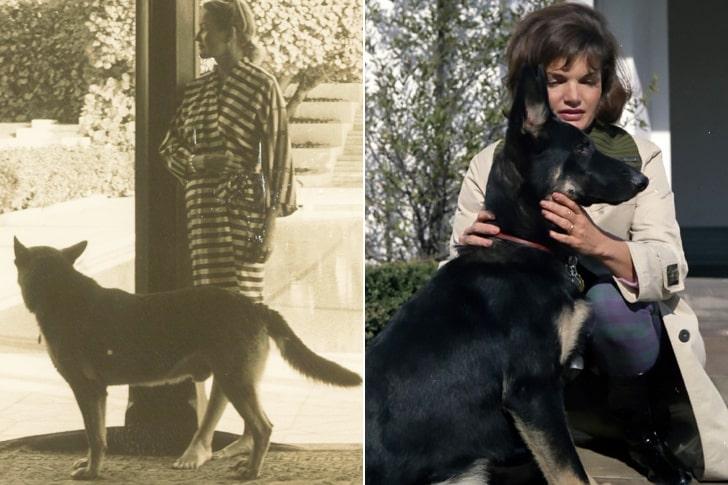 Doris Duke And Jackie Kennedy – German Shepherd