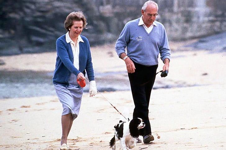Margaret Thatcher – Cavalier King Charles Spaniel