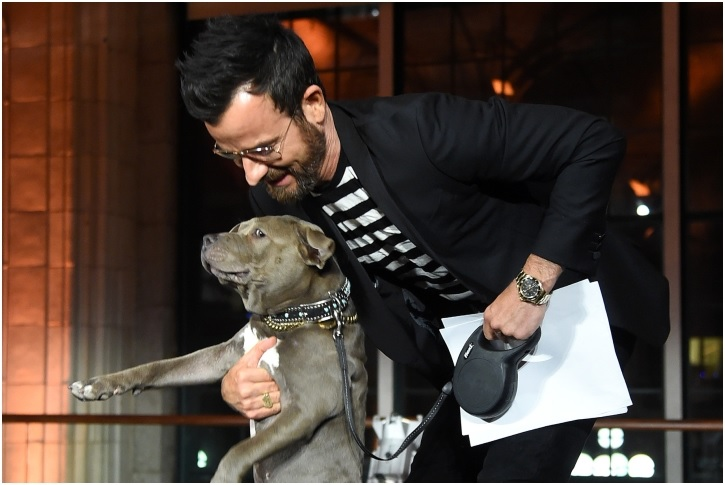 Justin Theroux – Pit Bull